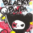 Kamio Blacky Panda Mini Memo Pad