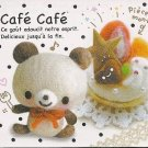 Kamio Cafe Cafe Mini Memo Pad