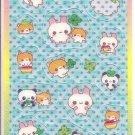 Crux Rabbits, Hamsters, and Pandas Sticker Sheet