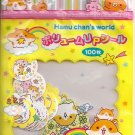 Crux Hamsters and Flowers Sticker Sack