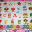 Q-Lia Tiny Cafe Letter Set with Box