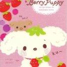 San-X Berry Puppy Memo Pad