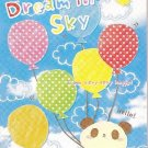 Crux Dream in Sky Mini Memo Pad