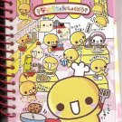 Crux Natto Chan Mini Spiral Notebook