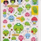 Kamio Kappa Sticker Sheet