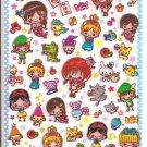 Q-Lia Fairy Tale Hard Epoxy Sticker Sheet