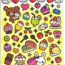Mind Wave Berry Bear Sticker Sheet