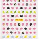 Mind Wave Pig Park Sticker Sheet