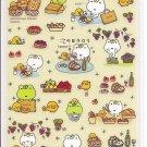 San-X Kerori Cafe Sticker Sheet #1