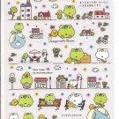 San-X Tsuginohi Kerori Sticker Sheet #2