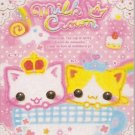 Crux Milk Crown Mini Memo Pad