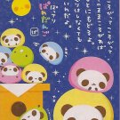 Crux Panda Candy Balls Mini Memo Pad