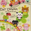 Q-Lia Daydream Yellow Friends Mini Memo Pad