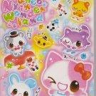 Q-Lia Nyanco in Wonderland Mini Memo Pad