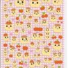 Kamio Pudding/Flan Family Sticker Sheet