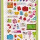 Korean Sticker World School Supplies Sticker Sheet