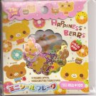 Crux Happiness Bears Sticker Sack