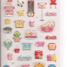 San-X Wanroom Sparky Sticker Sheet