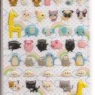 Crux Kawaii Animals Sticker Sheet