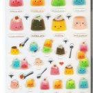 P Work Puru Puru Sweets Sticker Sheet