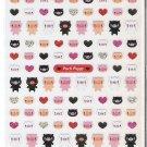 Mind Wave Puch Piggy Sparkly Sticker Sheet