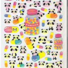 Crux Mamevita Pandas and Pills Sticker Sheet