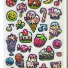 Q-Lia Sparkly Sweets and Items Sticker Sheet