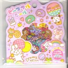 Mind Wave Dreamy Prism Purple Sticker Sack