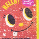 Youmec Hello Smiley Face Mini Memo Pad