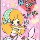 Kamio Mermaid In Love Mini Memo Pad