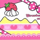 Kamio Strawberry Cake Mini Memo Pad