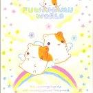 Q-Lia Fuwa Hamu World Hamsters Memo Pad