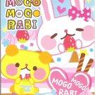 Kamio Mogo Mogo Rabi Sweets Mini Memo Pad