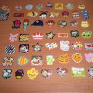 Kawaii Sticker Flakes Lot C