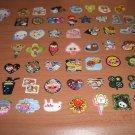 Kawaii Sticker Flakes Lot D