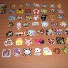 Kawaii Sticker Flakes Lot H