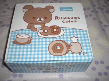 San-X Rilakkuma Cafe Joshin Tea Coffee Cups