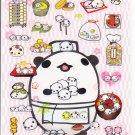 Crux Mochi Panda Desserts Sticker Sheet