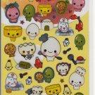 Q-Lia Kawaii Tamago Eggs Sticker Sheet
