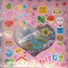 Q-Lia Smile Bit Kawaii Friends 3D Sticker Sack