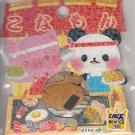 Crux Yakisoba and Takoyaki Stand Sticker Sack