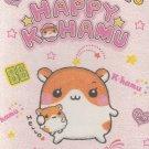 Q-Lia Happy Kohamu Love and Peace Memo Pad