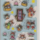 Affect Chinese Festival Hard Epoxy Sticker Sheet