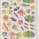 AIP Underwater Aquarium Fish Friends Sticker Sheet