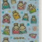 Q-Lia Blue Soda Pop Friends Sticker Sheet