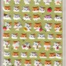 Q-Lia Hamster Friends Puffy Sticker Sheet