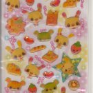 Crux Sweet Bakery Bunnies and Sweets Sticker Sheet