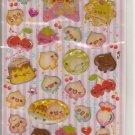 Crux Pudding and Custard Friends Sticker Sheet