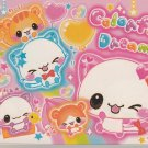 Crux Colorful Dream Animal Friends Mini Memo Pad