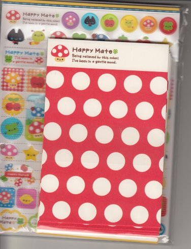 Kamio Happy Mate Letter Set